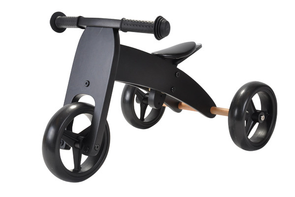 Smart bike 4in1 black