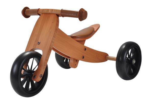 Smart bike 4in1 bamboe
