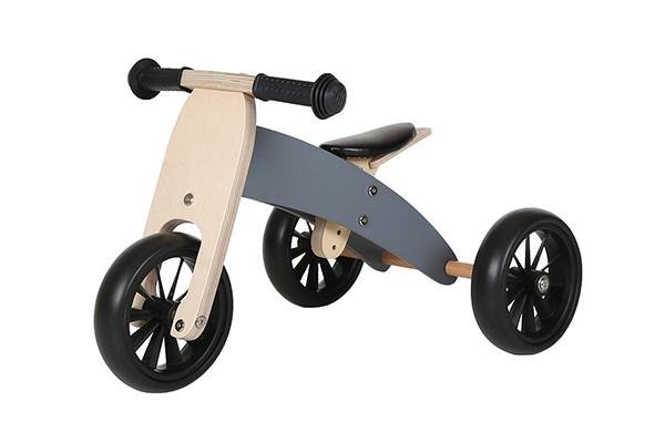 Smart bike 4in1 grijs
