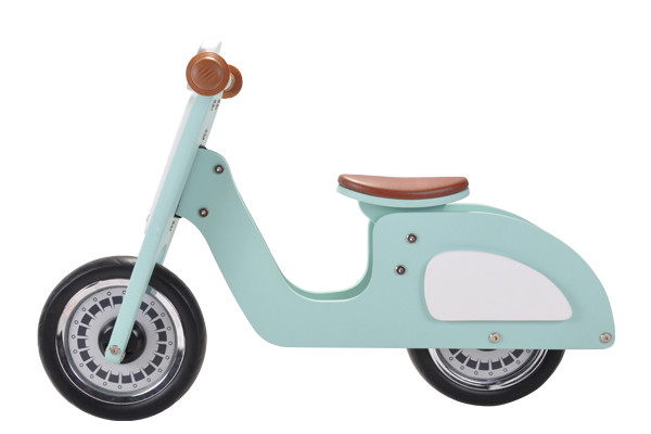 Loopscooter Italian rider mint