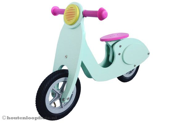 Scooter girl mint